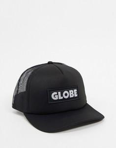 Черная кепка Globe-Черный