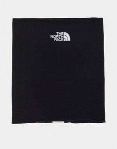 Бесшовный шарф-труба The North Face Winter-Черный