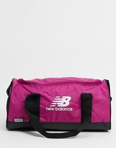 Розовая спортивная сумкаNew Balance-Розовый
