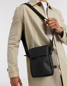 Черная дорожная сумка Rains 1356-Черный