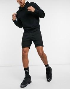 Черные джинсовые шорты Globe Goodstock-Черный