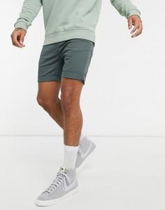Джинсовые шорты цвета чайного дерева Globe Goodstock-Зеленый