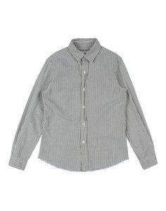 Джинсовая рубашка White Sand 88