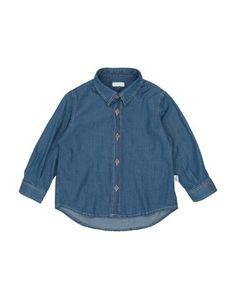 Джинсовая рубашка Il Gufo