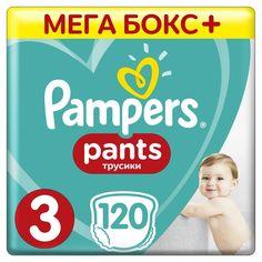 Трусики-подгузники Pampers Pants Midi Mega (6-11 кг) шт.