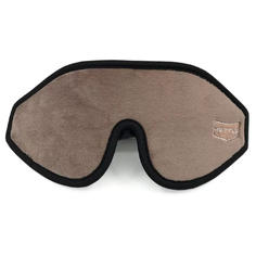 Маска для сна METTLE 3D ультра комфорт, коричневый