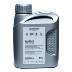 Моторное масло VOLKSWAGEN LongLife III 0W-30 1 л
