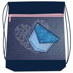 Belmil Мешок-рюкзак для обуви Stylish (336-91/529) синий