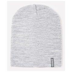 Шапка crockid размер 46-48, светло-серый меланж