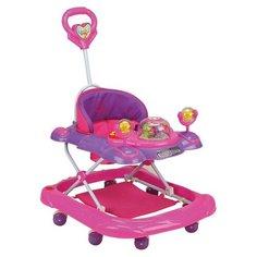 Ходунки Наша игрушка Bright розовый