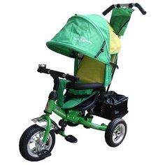 Трехколесный велосипед Funny Jaguar MS-0521 Next Pro зеленый