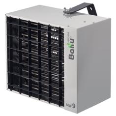 Тепловентилятор Ballu BHP-MW-9 серый алюминиевый