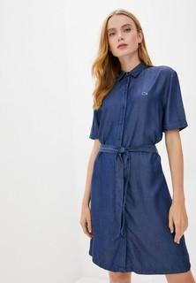 Платье джинсовое Lacoste