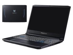 Ноутбук Acer Helios 300 PH315-52-54YU Black NH.Q53ER.01A (Intel Core i5-9300H 2.4 GHz/8192Mb/1000Gb + 256Gb SSD/nVidia GeForce GTX 1660Ti 6144Mb/Wi-Fi/Bluetooth/Cam/15.6/1920x1080/Only boot up)