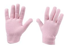 Маска-перчатки Bradex увлажняющие, гелевые многоразового использования Pink KZ 0529