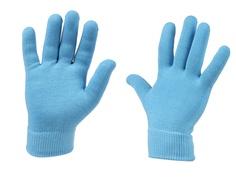 Маска-перчатки Bradex увлажняющие, гелевые многоразового использования Light Blue KZ 0176