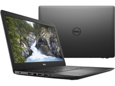 Ноутбук Dell Vostro 3590 Black 3590-7605 (Intel Core i5-10210U 1.6 GHz/8192Mb/256Gb SSD/Intel UHD Graphics/Wi-Fi/Bluetooth/Cam/15.6/1920x1080/Linux)