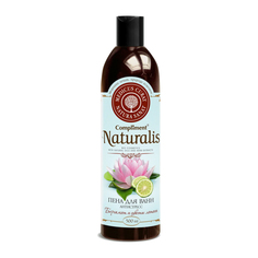 Пена для ванн Compliment Naturalis Антистресс бергамот 500 мл