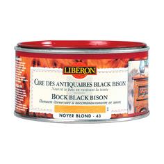 Воск Liberon Black Bison клен темный 0,5 л