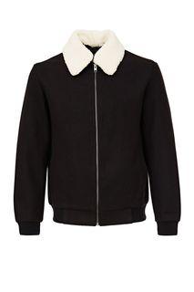 Короткая демисезонная куртка с застежкой на молнию Jack & Jones