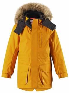 Куртка Naapuri REIMA 258703 цв.оранжевый р.116