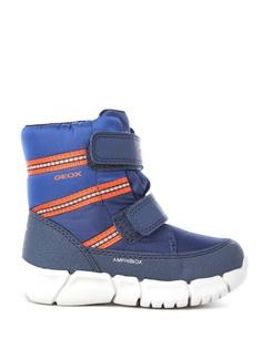 Ботинки B Flexyper Boy B Abx GEOX 425839 цв.синий р.24