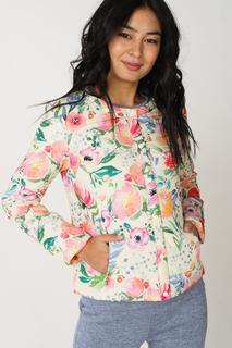 Куртка женская Baon B038046 белая XS