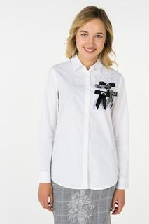 Рубашка женская Incity 1.1.2.18.01.04.00497/000000 белая 46