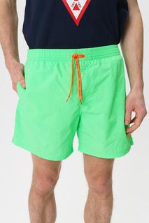 Шорты для плавания мужские Guess F02T01TEL27 зеленые 46