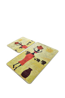 Комплект ковриков, 2 шт Chilai Home