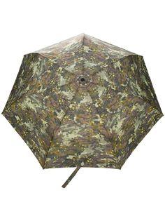 White Mountaineering зонт с камуфляжным принтом
