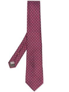 Canali галстук с узором