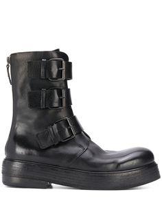 Marsèll ботинки с пряжками
