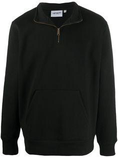 Carhartt WIP пуловер с воротником на молнии