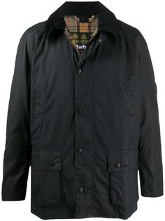 Barbour куртка Ashby Wax
