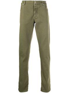 Brunello Cucinelli джинсы прямого кроя