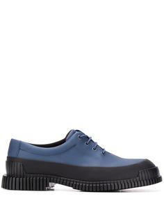 Camper туфли Pix на шнуровке