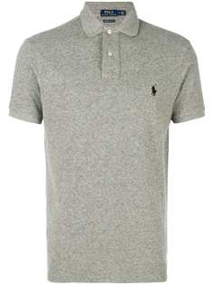 Polo Ralph Lauren рубашка-поло узкого кроя