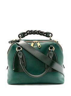 Chloé маленькая сумка-тоут Daria