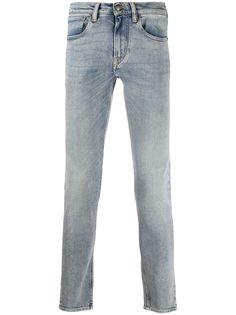Ralph Lauren джинсы скинни средней посадки