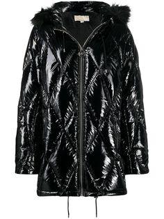 Michael Michael Kors стеганое пальто