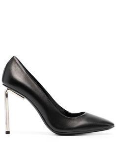 Off-White туфли-лодочки с квадратным носком