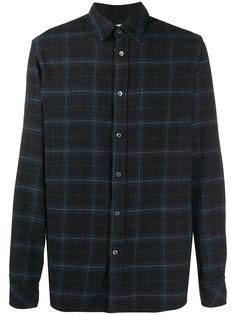 Zadig&Voltaire клетчатая рубашка с длинными рукавами