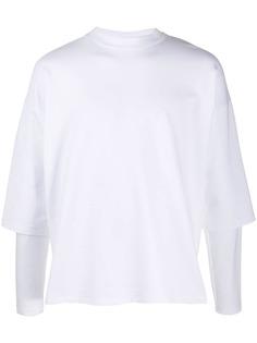 Alchemy многослойная футболка с длинными рукавами