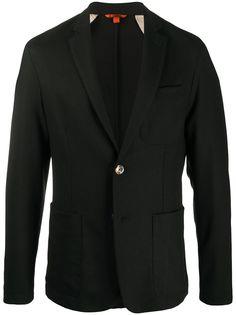 Barena однобортный пиджак строгого кроя