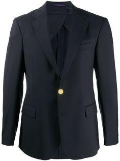 Ralph Lauren Purple Label строгий пиджак узкого кроя