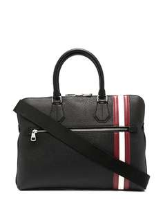 Bally сумка для ноутбука с контрастными полосками