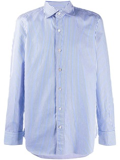 Finamore 1925 Napoli полосатая футболка с длинными рукавами