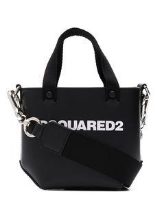 Dsquared2 сумка через плечо с логотипом