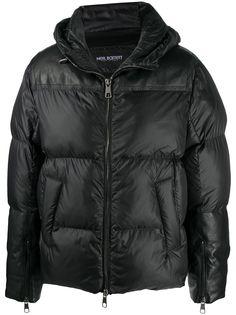 Neil Barrett куртка-пуховик на молнии